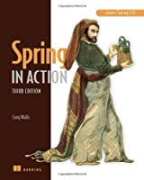 Spring in Action, 3rd Edition Front Cover