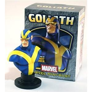 Goliath Mini Bust Bowen Designs!