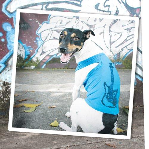 Urban Dog Wear Kithara Shirt, Size 10, Pink