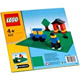 Lego - Construction - Plaque de base verte (25 x 25 cm)