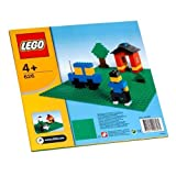 Lego - Construction - Plaque de base verte (25 x 25 cm)par LEGO