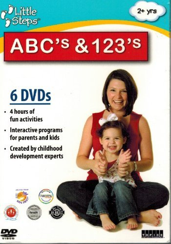 Little Steps Abc's and 123's - 1