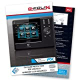 AtFoliX FX-Clear screen-protector for Logitech Harmony 1100 Advanced - Crystal-clear screen protection!