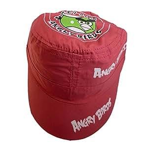 DCS Angry Bird Kids Sun Cap Red