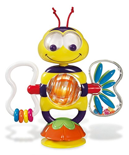 Munchkin Bobble Bee Suction Toy - 2 Count - 1