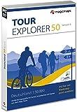 Software - TOUR Explorer 50 Deutschland, Version 8.0: Digitale Karten, Tourenplanung und GPS
