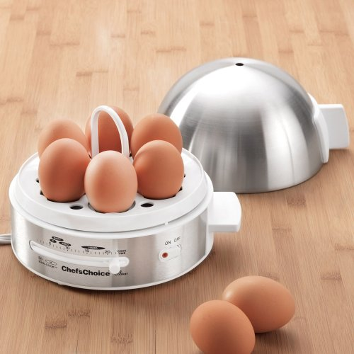 Find Bargain Chef'sChoice Gourmet Egg Cooker 810