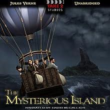 The Mysterious Island | Livre audio Auteur(s) : Jules Verne Narrateur(s) : David McCallion