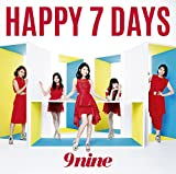 HAPPY 7 DAYS(初回生産限定盤A)(DVD付)