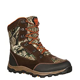 Rocky Outdoor Boots Boys 6\