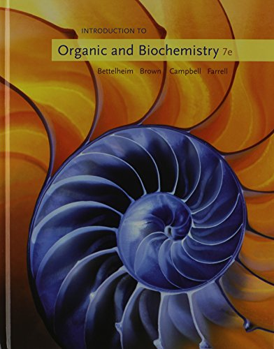 Introduction to Organic and Biochemistry (William H....