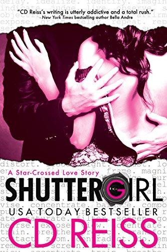 Book: Shuttergirl by CD Reiss