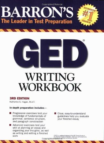 Barron's GED Writing Workbook