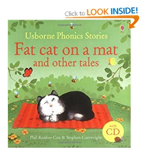 Fat Cat On A Mat And Other Tales Phonics Readers