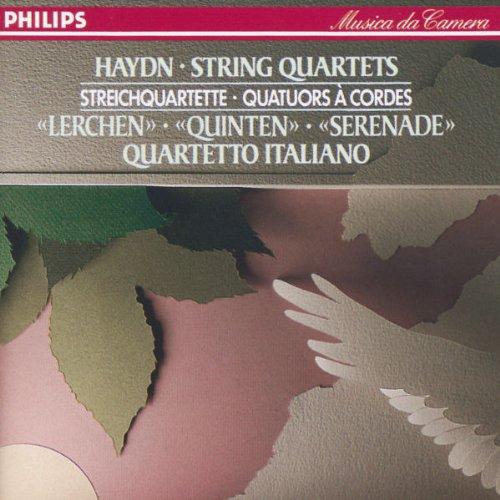 Haydn: String Quartets Op. 3, 64, 76, Quartetto Italiano