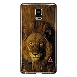 a AND b Designer Printed Mobile Back Cover / Back Case For Samsung Galaxy Note 4 (SG_N4_3D_3317)