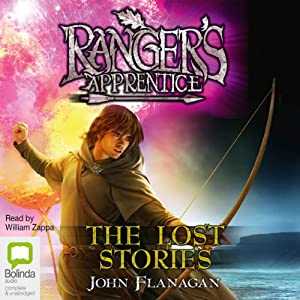 The Lost Stories Audiobook