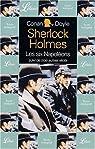 Quatre aventures de sherlock holmes - les six napoleons suivi par Arthur Conan Doyle