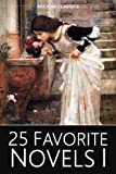 img - for 25 Favorite Novels I book / textbook / text book
