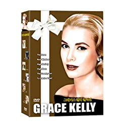 Grace Kelly  Collection (The Swan, Rear Window, High Society, High Noon, The Country Girl, To Catch A Thief)