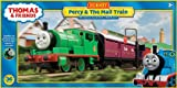 Hornby R9682 Thomas and Friends Percy &amp; The Mail 00 Gauge Electric Train Set