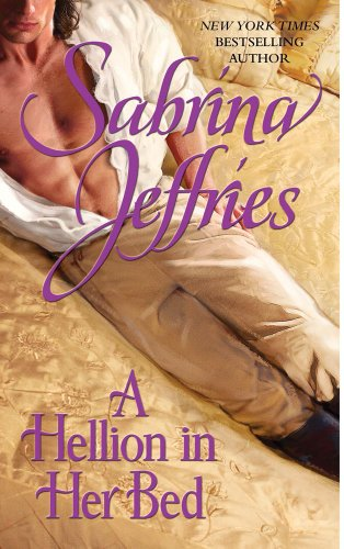 A Hellion in Her Bed (Hellions of Halstead Hall), Sabrina Jeffries
