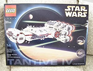 LEGO Star Wars Ultimate Collector Series Tantive IV (10019) [overseas import regular article] (japan import)