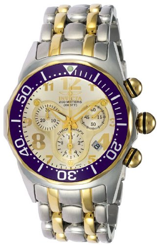 Invicta Men's 3215 Lupah Collection Chronograph Watch