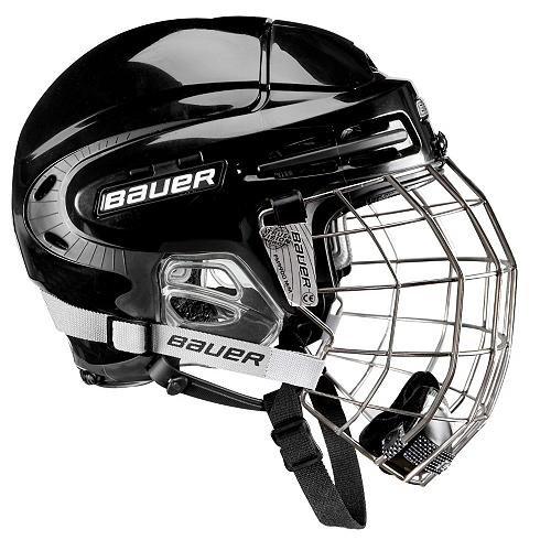 Bauer 9900 Senior Hockey Helmet  Cage 2010