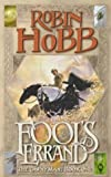 Robin Hobb Fool's Errand (The Tawny Man Trilogy, Book 1): Book One of the Tawny Man: 1/3