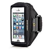 Banda de Brazo Gear Beast para usar con estuches Otterbox Commuter y Defender Case para iPhone 5, 5s, 5c, 4,4s, iPod Touch 5g y Samsung S5 mini, S4 mini, S3 mini y más