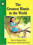 The Greatest Binnie in the World (Sunshine Fiction, Level N) (0780240472) by Margaret Mahy