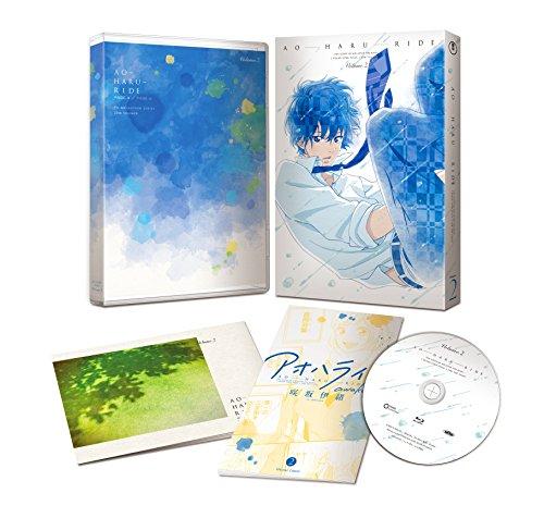 【Amazon.co.jp限定】アオハライド Vol.2(初回生産限定版)(オリジナルジャケットカード付) [Blu-ray]