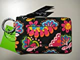 Vera Bradley Zip ID Case Disney Midnight with Mickey*Black*