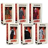 """Django Unchained Series 1 8"""" Action Figure Assorted Case Of 10"""