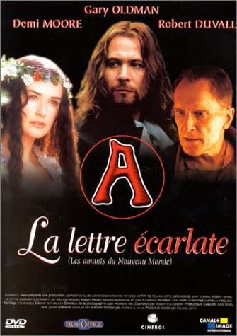 The Scarlet Letter [DVD] [Import]