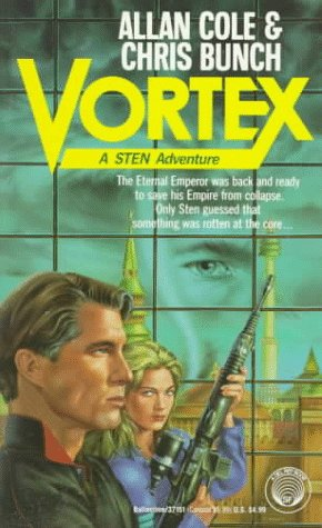Vortex (Sten No. 7), CHRIS BUNCH