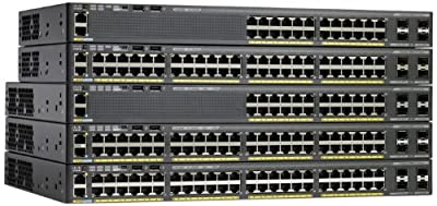 Cisco Catalyst 2960XR-24TS-I Ethernet Switch WS-C2960XR-24TS-I