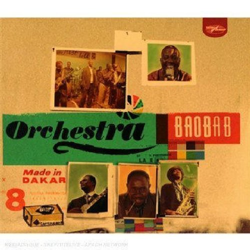ORCHESTRA BAOBAB : MADE IN DAK