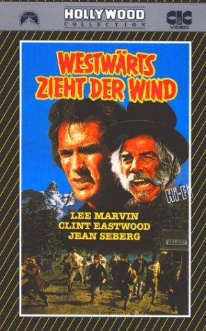 Westwärts zieht der Wind [VHS]
