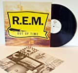 R.E.M. R.E.M. out of time. Top condition German pressing for the UK 1991 on Warner Bros records.