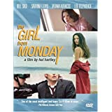 The Girl from Monday ~ Bill Sage
