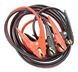 FJC (45229) 16' 6-Gauge Booster Cable with 600 Amp Rating Clamp