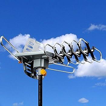 Hisgadget HDTV Outdoor Amplified Antenna