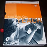 img - for Those Who Can, TEACH (Eleventh Edition) book / textbook / text book