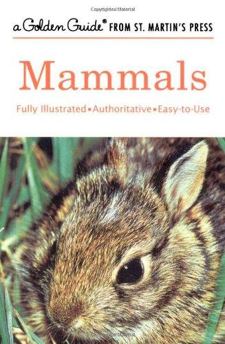 mammals-a-golden-guide-from-st-martins-press