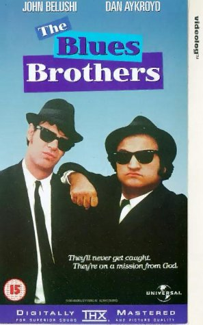 Blues Brothers [VHS]
