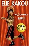 echange, troc Elie Kakou : A l'Olympia déjà ! [VHS]