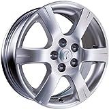 1 x Rondell Design 0202 in 6,0 x 15 ET 45 LZ/LK 5 x 112 Farbe Silber lackiert f�r VW Golf VII Typ AU