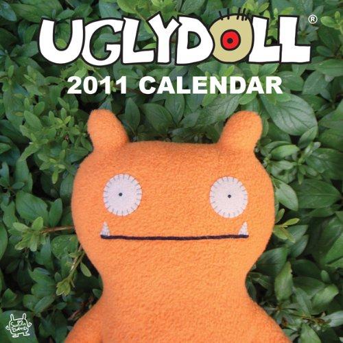 Uglydoll 2011 Wall Calendar